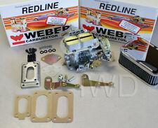 High Performance Weber kit fits Nissan 210 310 B110 B210 w/A12 A14 A15