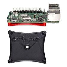 Wall Desk Mount Bracket for Raspberry Pi B B+ Series Black