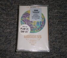 Soho~Goddess~1990 Electronic Rock / Synth-Pop~SEALED/NEW~FAST SHIPPING!!