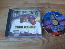 CD Hiphop Ying Yang Twins - Thug Walkin' (12 Song) UNIVERSAL COLLIPARK REC jc