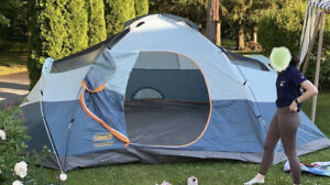Coleman Blue Springs 8-person Tent