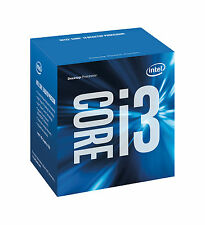 Intel® Core™ i3-6100 Processor 3M Cache, 3.70 GHz Socket 1151