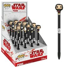 Star Wars The Last Jedi Episode 8 Kylo Ren Pen with Topper FUNKO