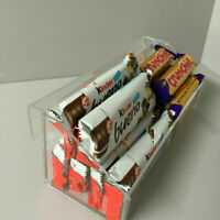 Chocolate Bar & Confection Display (impulse buy) Hook on to Existing Displays