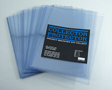 "50 Pcs Top Loaders Photo Protector for storage and display 8.5"" x 11"" Collectors"