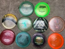 Lot Of 10 Used Innova Disc Golf Discs
