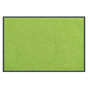 Apple Green Mat - Wash+Dry - 50x75cm -Bright & fade resistant - 2 year guarantee