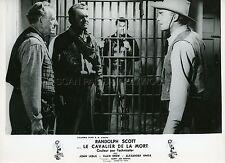 RANDOLPH SCOTT  MAN IN THE SADDLE  1951 VINTAGE PHOTO ORIGINAL #2