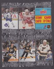1992/93 Humpty Dumpty NHL Hockey Series 2 Complete Set Of 26 Mini Card In Cello