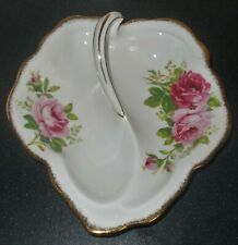 Royal Albert American Sweetheart Sweet Heart Dish