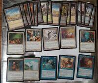 Magic + de 65 cartes Edition:Miragem /mirage en portugais