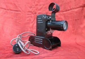 Film scope slide projector vintage old Soviet USSR