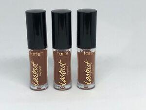 Tarte🌟Tarteist Lip Paint Matte Liquid Lipstick Shade LATTE Mini 1ml x 3