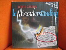VINYL 33T – IDRIS CHEBA : LE MISUNDERSTANDING SPECIAL DISCO MIX  SOUL FUNK  EX !