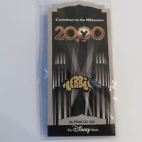 Disney Countdown to the Millennium Series #37 Herbie Rides Again Pin