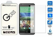 PREMIUM HD CLEAR TEMPERED GLASS SCREEN PROTECTOR FOR HTC DESIRE 620/620S