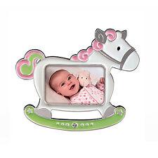 "Kinder Bilderrahmen ""Pony Nellie"" 5 x 7 cm Porträtrahmen Fotorahmen von Hama"