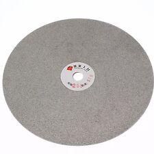 "8"" inch 200mm Grit 100 Coated Diamond Grinding Disc Abrasive Wheel Flat Lap Disk"