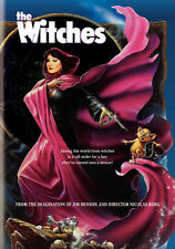 The Witches (DVD,1990)