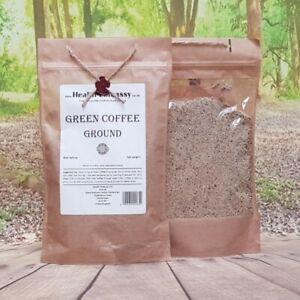 Green Coffee Bean Ground 225g - Health Embassy