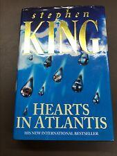 Stephen King Hearts In Atlantis 1st Edition Hardback 1999