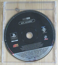 WRC Arcade - Promo Gioco Completo - New - PlayStation 1 - PSX