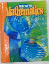 McGraw-Hill Mathematics Grade 3 (2004, Hardcover, Student edition)