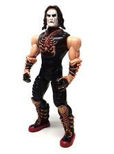 "WWE WWF Wrestling Classic Scorpion Costume STING  6"" figure toy RARE"