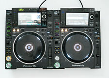 2x Pioneer CDJ 2000 NXS 2 Nexus Set Paar Deck DJ Player + Rechn./Gewähr.