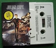 Julian Cope Saint Julian Island Masters inc Pulsar + Cassette Tape - TESTED