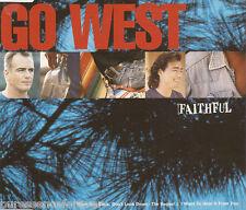 GO WEST - Faithful (UK 4 Track CD Single Part 2)