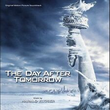 Harald KLOSER - THE DAY AFTER TOMORROW - RARE Out Of Print CD - Like New!