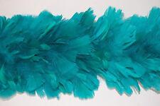 "TURKEY BOA - JADE 2 Yards 6-8"" Feathers Costumes"