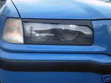 BMW E36 eyebrows eyelids 318 320 325 inc coupe,Mtech