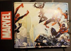 Marvel Comics Spider-man Slimfold wallet
