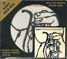 Davis, Miles Quintet Cookin' With The Miles Davis Quintet DCC Gold CD mit Slipca