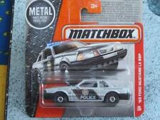 Ford Plastic Diecast Police Vehicles