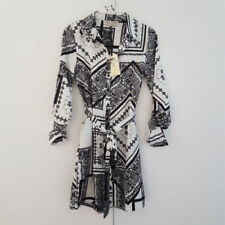 Regular Size Shirt Dresses for Women with Buttons
