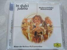 In Dulci Jubilo Weihnachtliche Bläsermusik Bläser der Berliner Philharmoniker CD