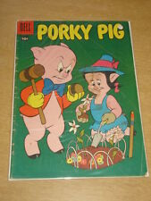PORKY PIG #58 VG- (3.5) DELL COMICS JUNE 1958