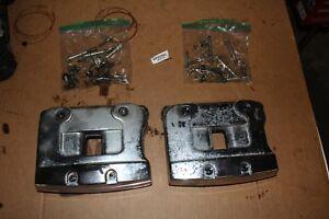 Harley Evo rocker box covers FXLR FXR FXRT FXRP FL Dyna Softail EP22501