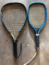 Set Raquetball Pro Kennex wide body & 3 7/8 Raquet