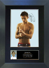 TOM DALEY Olympic Star Signed Mounted Reproduction Autograph Photo Prints A4 265