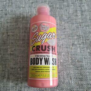 Soap and Glory Sugar Crush Fresh and Foamy Body Wash 250ml