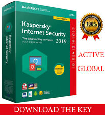 Kaspersky INTERNET Security 2020  3PC/ 3 DEVICE/1 Year / Global-Key 14.15$