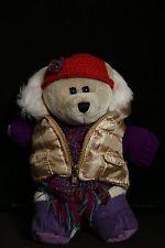 Starbucks 2006 Holiday Girl Bearista Bear