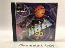 TOTAL NBA 96 - SONY PS1 - VIDEOGIOCO USATO PERFETTAMENTE FUNZIONANTE PAL