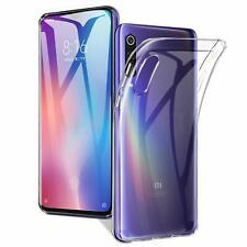 For Xiaomi Mi A3 Case Clear Slim Gel Cover Transparent Soft Silicone