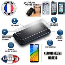 Protection d'Ecran en Verre Trempé Contre les Chocs pour Xiaomi Redmi Note 5