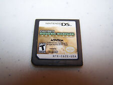 Call of Duty: Modern Warfare - Mobilized (Nintendo DS) Lite DSi XL 3DS 2DS Game